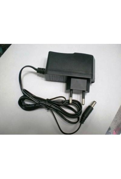 Avemia 1a 12v Smps Plastik Adaptör (power kablosu dahil)