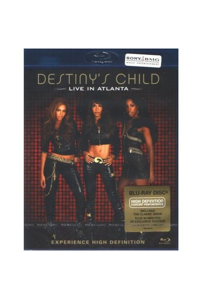 Live In Atlanta (Destiny Child) (Blu-Ray Disc)