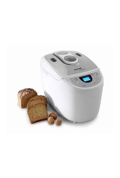 Arçelik K-2715 Zaman ve Program Ayarlı Çift Hazneli Ekmek Yapma Makinesi