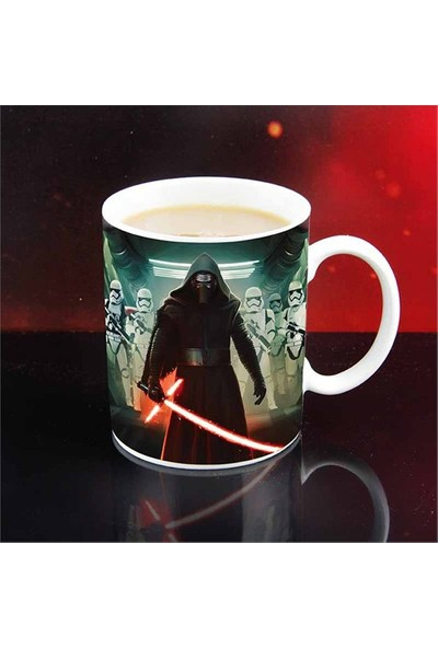 Star Wars Episode Vii Kylo Ren Mug
