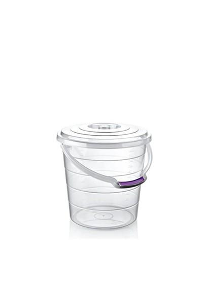Hobby Life Plastik 10 Lt Su Kovası Şeffaf