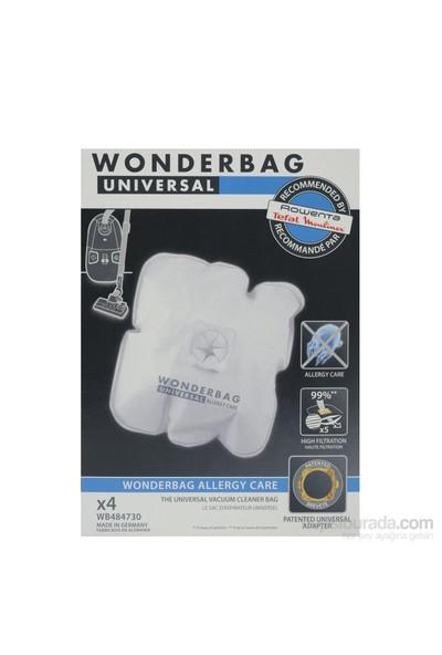 Rowenta Wonderbag Universal Anti-Alerji Toz Torbası ( 1 Pakette 4 Adet)