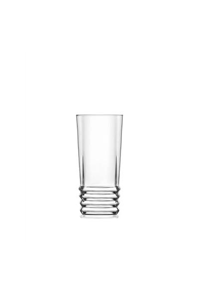 Lav Elegan 6'lı Meşrubat Bardağı