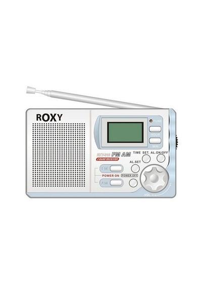 Roxy Rxy-310 Dijital Göstergeli Cep Radyosu