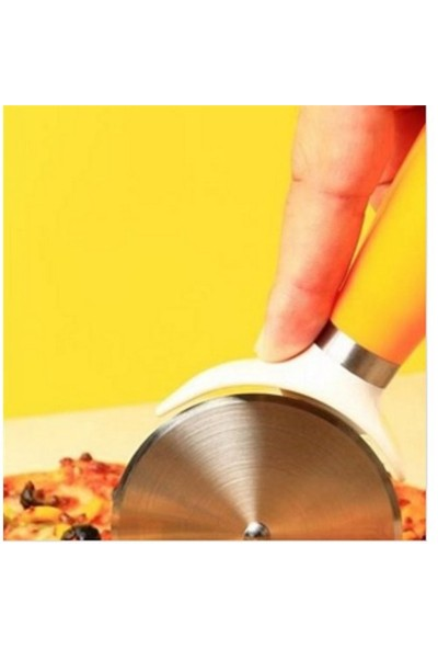 Evino Pizza Kesici - Sarı