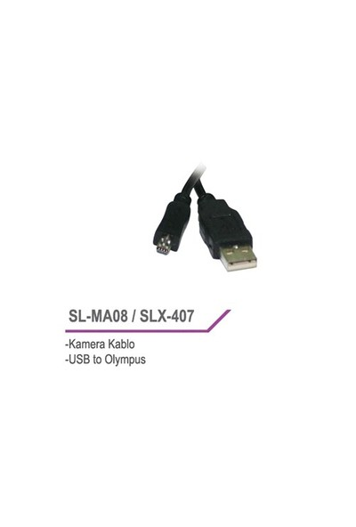 S-Link Slx-407 Usb 1.5M Kamera Kablosu