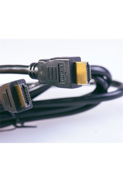 Eye-Q EQ-HDGOLD15 Altın Uçlu 1.5M HDMI Kablosu