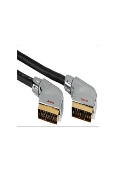 Hama 79007 Ses / Görüntü Kablosu Scart 3M