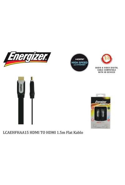 Energizer Lcaehfhaa15 Hdmı To Hdmı 1.5M Flat Kablo
