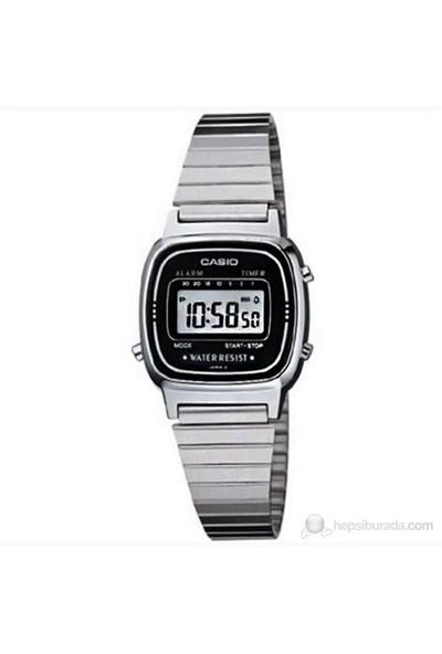 Casio LA670WA-1DF Digital Kadın Kol Saati