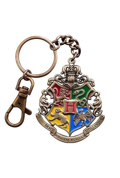 Noble Collection Harry Potter Hogwarts Crest Anahtarlık