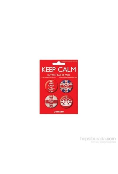 Rozet Seti - Keep Calm & Carry On