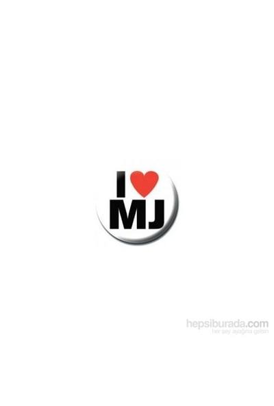Rozet - Michael Jackson - I Love MJ