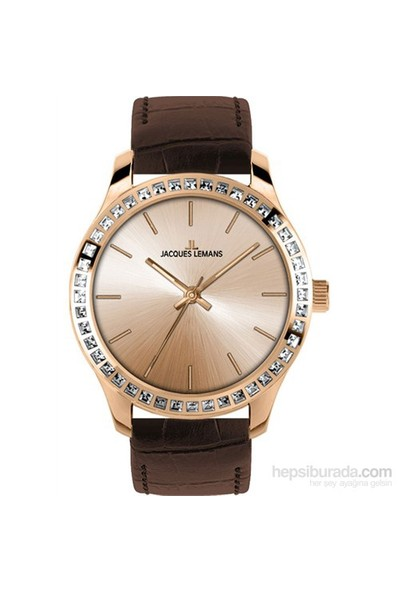 Jacques Lemans 1-1841D Kadın Kol Saati