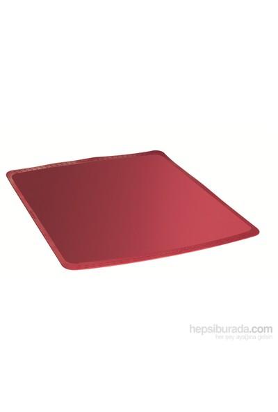 Pyrex Flexi Silikon Pişirici Flatform Red