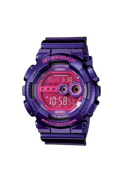 Casio GD-100SC-6DR G-Shock Erkek Kol Saati