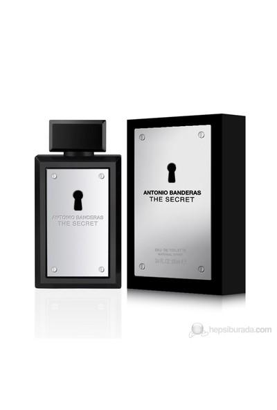 Antonio Banderas Secret Edt 100 Ml Erkek Parfüm