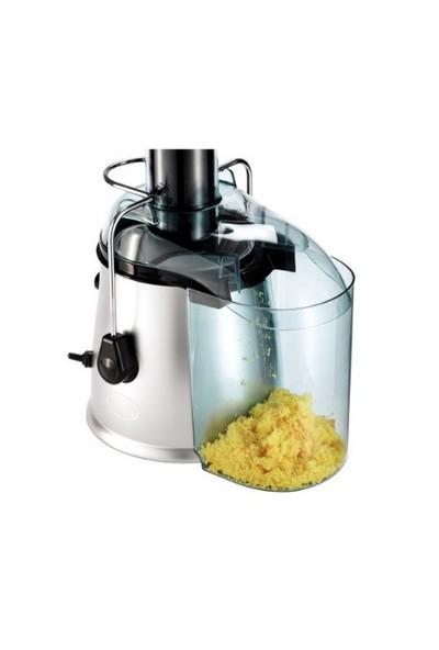 Moulinex JU5008 Juice Machine Katı Meyve Sıkacağı-Gri