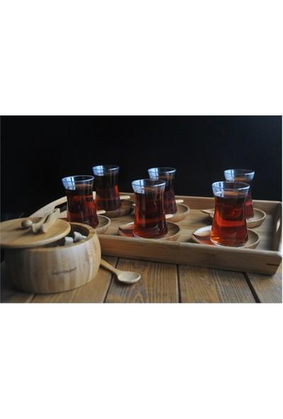 Bambum Gala - 22 Parça Çay Seti