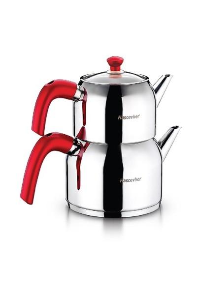 Armada Mini Çaydanlık Kırmızı