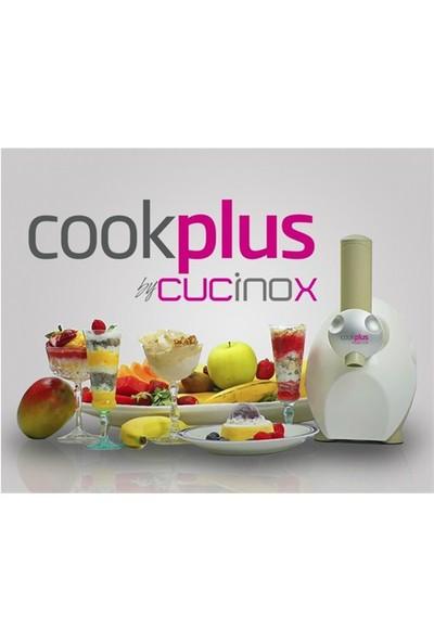 Cucinox IF 1501 Meyveli Tatlı ve Dondurma Makinesi Mavi