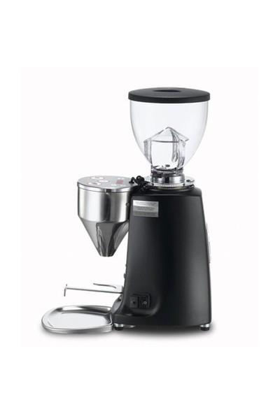 Mazzer Mini Electronica A Kahve Öğütücüsü Siyah