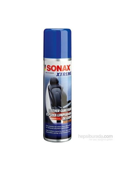 Sonax Xtreme - Deri Temizleme Köpüğü