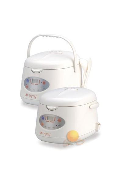 King K-183 Multıcook Çok Amaçlı Dijital Pişiriciler