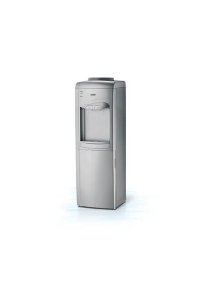 Simfer SB2602 Saklama Dolaplı Su Sebili Gümüş Renk