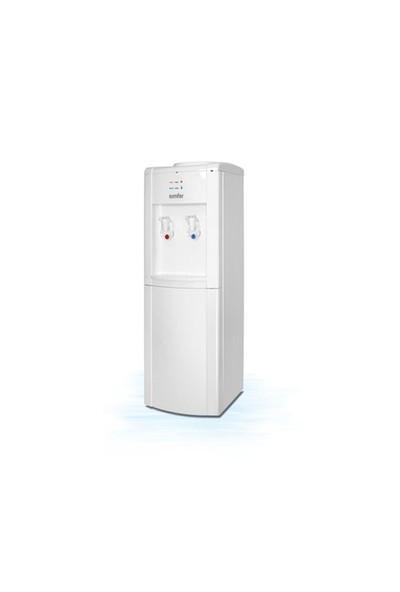Simfer SB 2608 Sıcak - Soğuk Beyaz Su Sebili
