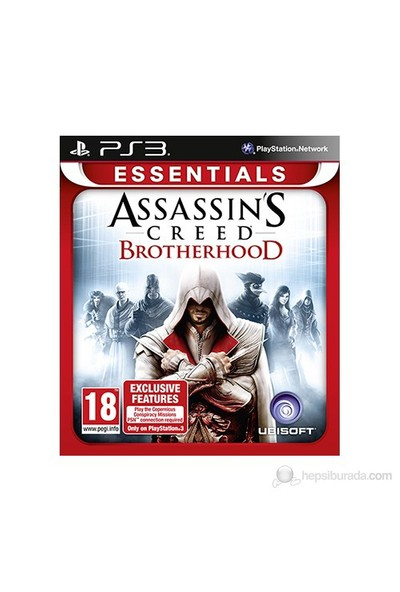 Assassins Creed Brotherhood PS3