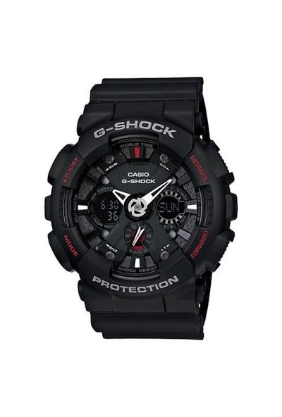 Casio GA-120-1ADR G-Shock Erkek Kol Saati