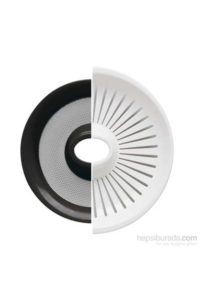 Tefal ZP300138 Vitapress 0 6 L Kapasiteli Ergonomik Narenciye Sıkacağı Beyaz - 1500637047