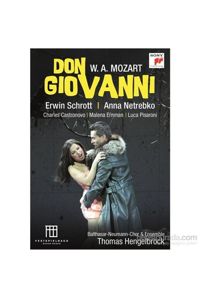 Thomas Hengelbrock - Don Giovanni (DVD)