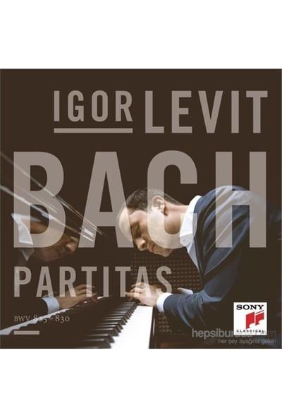 Igor Levit - Bach: Partitas BWV 825-830 (Second Life Version) (2 CD)