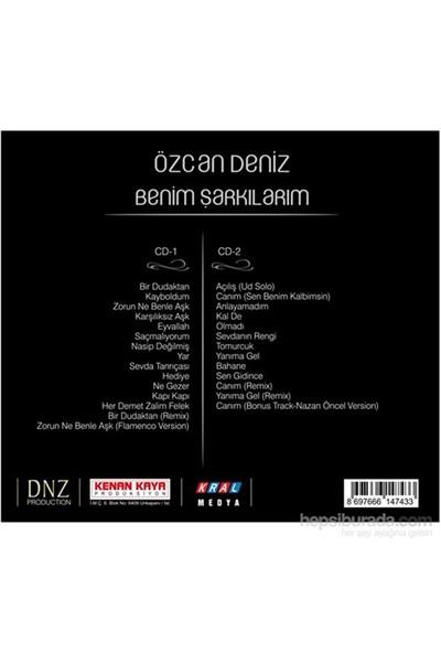 Özcan Deniz - Benim Şarkılarım (2 CD)
