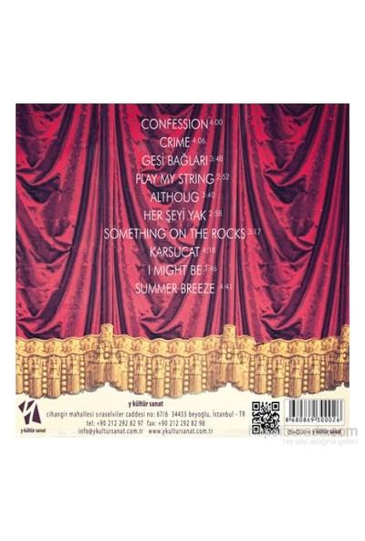 Karsu - Confession (CD)