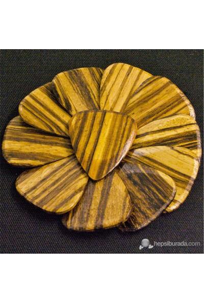 Timber Tones Zebrawood (Astronium Fraxinifolium) Pena