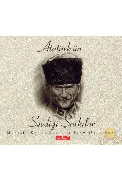 Mustafa Kemal Pasha S Favorite Songs (cd)