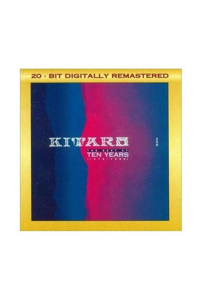 Kitaro - The Best Of Ten Years (1976-1986)