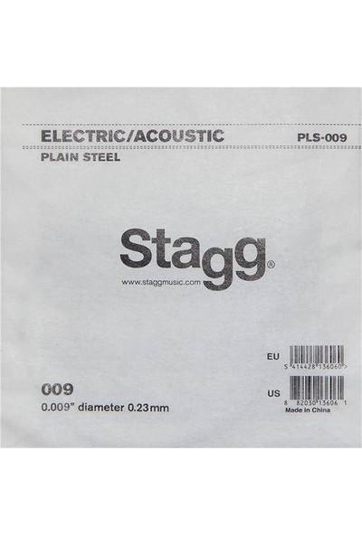 İmecemuzik Akustik-Elektro Tek Tel Stagg Pls-009