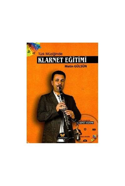 Türk Müziğinde Klarnet Eğitimi (Dvd'Li)