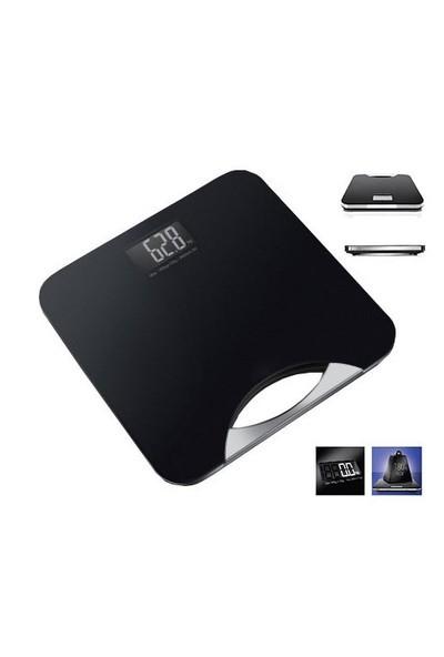 Comfort Plus Bs-801-C Lux Cam Banyo Baskülü
