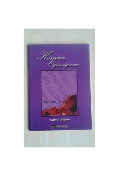 Keman Öğreniyorum Volume 3 Bmy-086