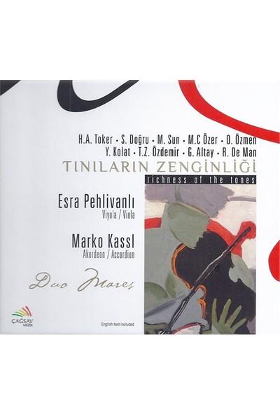 Esra Pehlivanlı & Marko Kassl - Tınıların Zenginliği