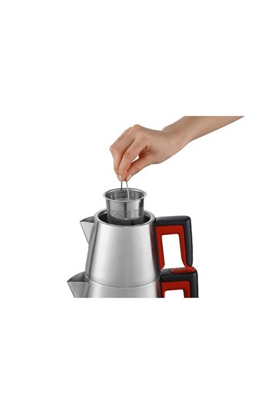 Vestel Şehzade Inox Çay Makinesi