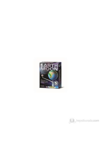 4M Dünya-Ay Modeli