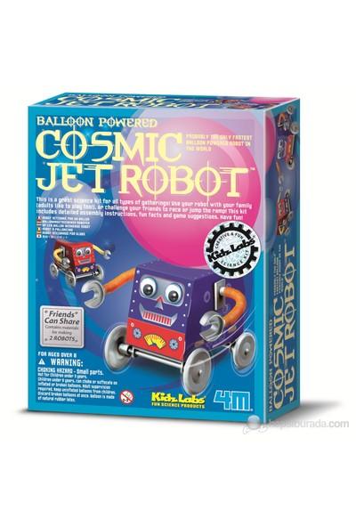 4M Kozmik Jet Robot