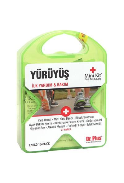 Dr Plus İlk Yardım Çantası Yürüyüş MiniKit