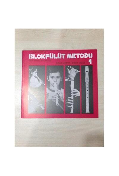 Blok Flüt Metodu 1 - Okul Türkü Dağarcığı